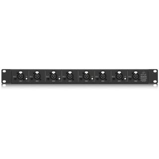 Behringer ULTRALINK MS8000 Ultra-Flexible 8-Channel Microphone Splitter - N/A