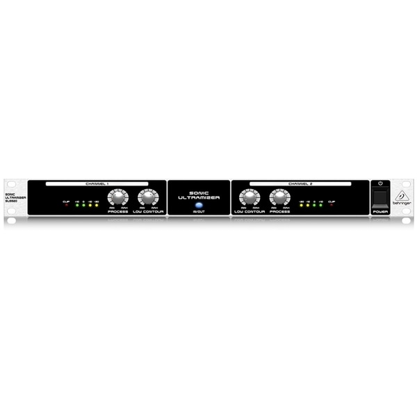 Behringer SONIC ULTRAMIZER SU9920 Ultimate Stereo Sound Enhancement Processor