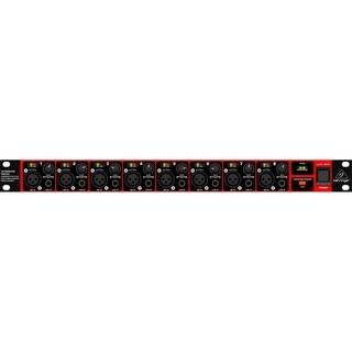 Behringer Ultragain Digital ADA8200 Audiophile 8 In/8 Out ADAT Audio Interface w/Midas Mic Preamps - N/A