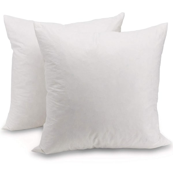 Cheer Collection Feather Down Decorative Square Pillow. Opens flyout.