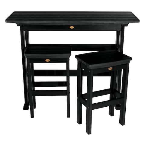 Yorkville 3-piece Bar-height Balcony Set by Havenside Home