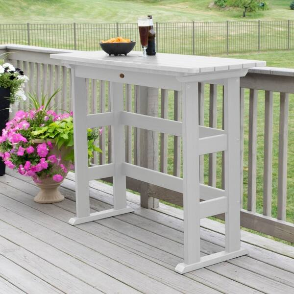 Outstanding Shop Havenside Home Yorkville Bar Height Balcony Table On Uwap Interior Chair Design Uwaporg
