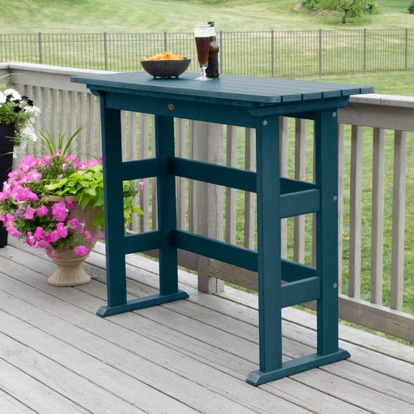 Fine Shop Havenside Home Yorkville Bar Height Balcony Table On Uwap Interior Chair Design Uwaporg