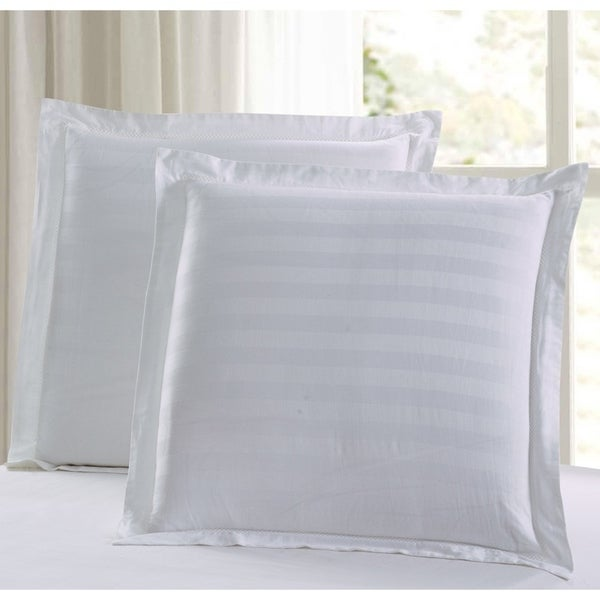 Luxury Cotton Collection Cotton Sham (Set of 2)