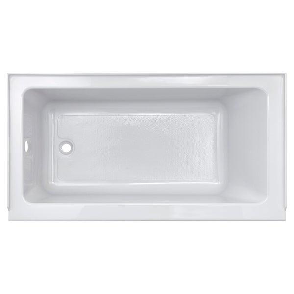 American Standard Studio Studio 60x30-inch Integral Apron Bathtub - Right Drain