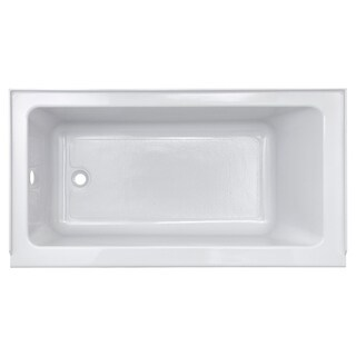 American Standard Studio Studio 60x30-inch Integral Apron Bathtub - Right Drain