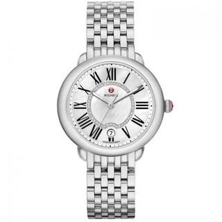 Sire Diamond Dial Watch - N/A - N/A