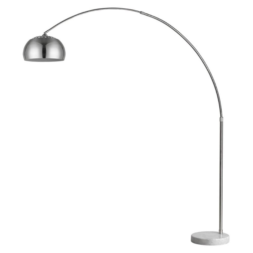 Mid 1 Light 94 Inch Arc Floor Lamp