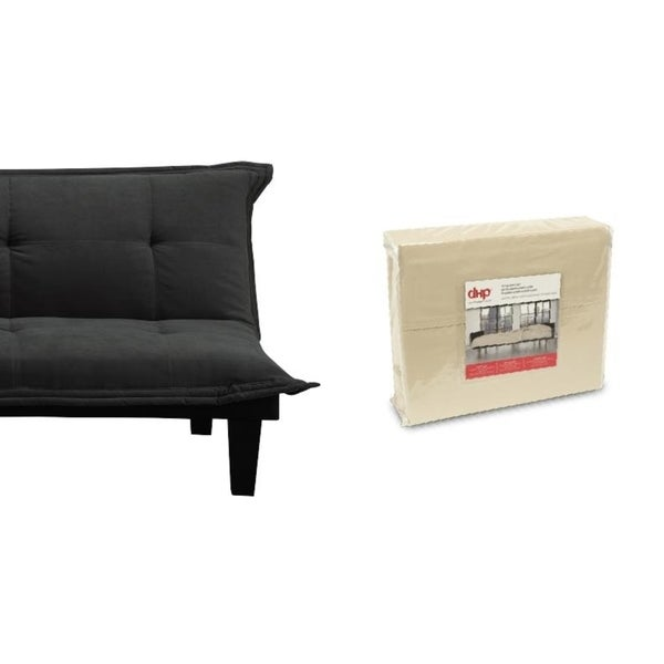 Dhp Lodge Futon And Sheet Set