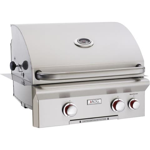 American Outdoor Grill 24NBT 24 Inch Built-in Gas Grill