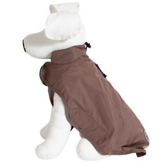 Wouapy Basic Raincoat for Small & Medium