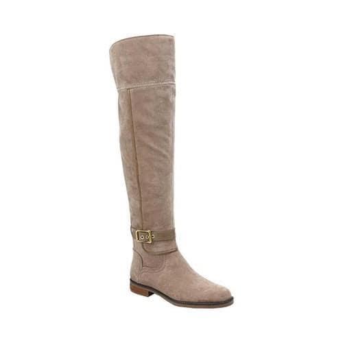 e6aa7b8dcbba Shop Women s Franco Sarto Crimson Wide Calf Over The Knee Boot Cocco  Leather Polyurethane - Free Shipping Today - Overstock - 19426599