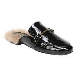 Women's Franco Sarto Dalton 3 Mule Black Polyurethane (More options available)