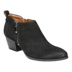 Women's Franco Sarto Granite Bootie Black Leather