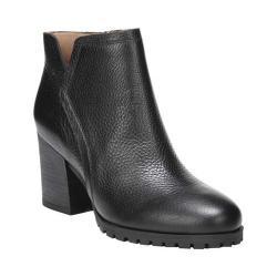 Women's Franco Sarto Maysen Bootie Black Leather