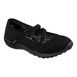 Women's Skechers Be-Light Florescent Mary Jane Black
