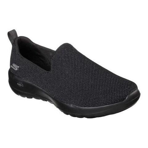 Women's Skechers GOwalk Joy Activate Slip-On Walking Shoe Black/Black