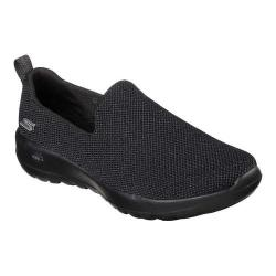 Women's Skechers GOwalk Joy Activate Slip-On Walking Shoe Black/Black