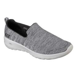 Women's Skechers GOwalk Joy Enchant Slip-On Walking Shoe Black/Gray (More options available)