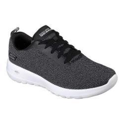 Women's Skechers GOwalk Joy Miraculous Sneaker Black/White (More options available)
