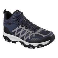 Men's Skechers Terrabite Turbary Trail Shoe Navy/Black