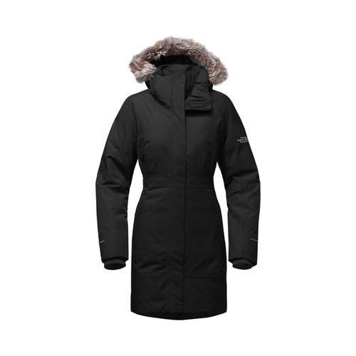 a7d7bcd2f3 Shop Women s The North Face Arctic Parka II TNF Black - Free Shipping Today  - Overstock - 19427213