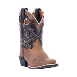 Children's Dan Post Boots Rascal Cowboy Boot Aged Bark