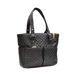 Women's Donna Sharp Elaina Bag Ebony Grid