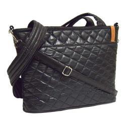 Women's Donna Sharp Jenna Bag Ebony Grid