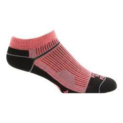Women's Farm To Feet Roanoke Low Run Ultralight Sock (3 Pairs) Rouge Red