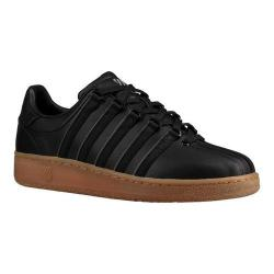 Men's K-Swiss Classic VN Black/Dark Gum (5 options available)