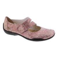 Women's Ros Hommerson Chelsea Watercolor Iridescent Leather