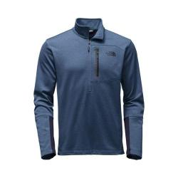 Men's The North Face Canyonlands 1/2 Zip Shady Blue Heather
