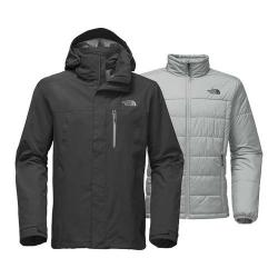 Men's The North Face Carto Triclimate Jacket Asphalt Grey/Asphalt Grey