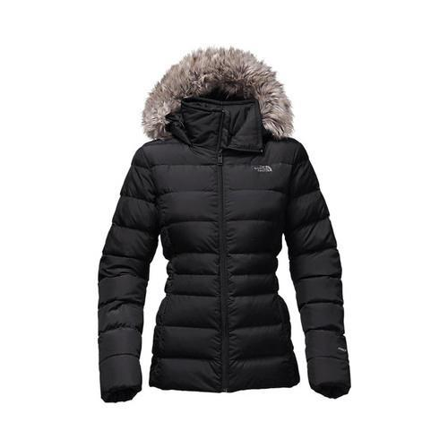 Shop Women s The North Face Gotham Jacket II TNF Black - Free Shipping  Today - Overstock - 19437824 8222d3df00