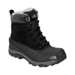 Men's The North Face Chilkat III Snow Boot TNF Black/Dark Gull Grey