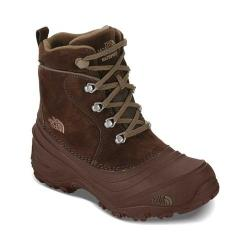 Children's The North Face Chilkat Lace II Boot Demitasse Brown/Cub Brown