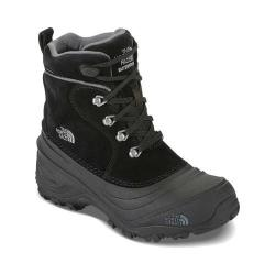 Children's The North Face Chilkat Lace II Boot TNF Black/Zinc Grey