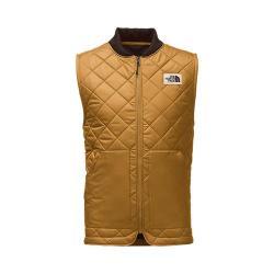 Men's The North Face Cuchillo Insulated Vest Golden Brown