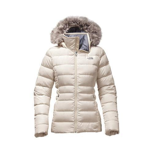 Shop Women s The North Face Gotham Jacket II Vintage White - Free Shipping  Today - Overstock - 19417630 c10ea5ff3