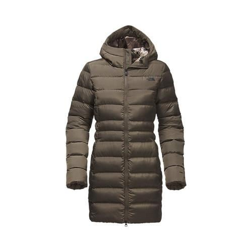 90c890ff2 Women's The North Face Gotham Parka II New Taupe Green