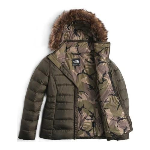 018396fab49bc ... Thumbnail Women's The North Face Gotham Jacket II New Taupe ...
