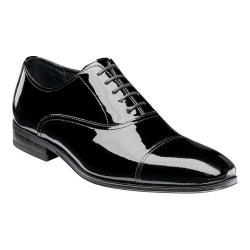 Men's Florsheim Tux Cap Toe Oxford Black Patent Leather