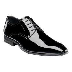 Men's Florsheim Tux Plain Toe Oxford Black Patent Leather