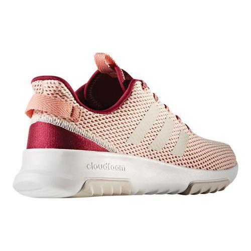 shop adidas neo frauen cloudfoam racer tr laufschuh spur rosa