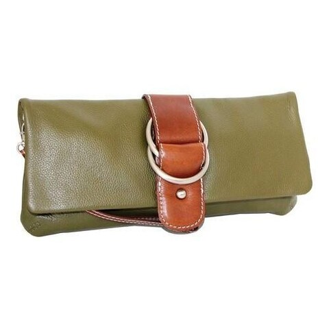 Women's Nino Bossi Evening Delight Clutch Loden
