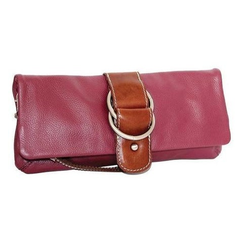 Women's Nino Bossi Evening Delight Clutch Merlot