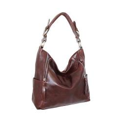 Women's Nino Bossi Jazlyn Shoulder Bag Walnut