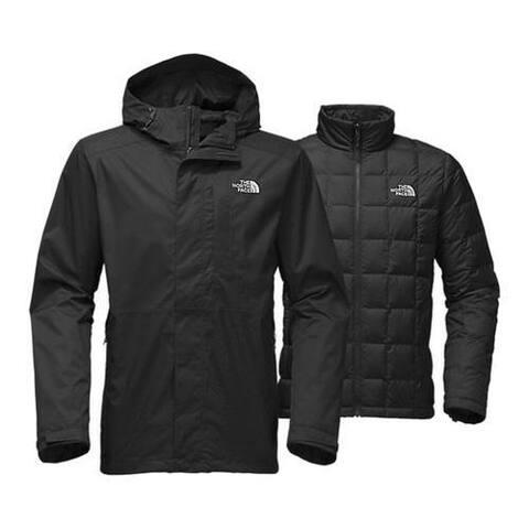Men's The North Face Altier Down Triclimate Jacket TNF Black/TNF Black
