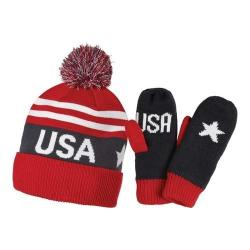 Helly Hansen Going For Gold Set USA Flag Blue